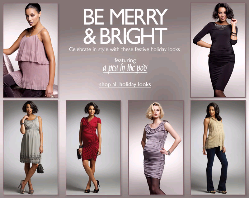 Maternity Dresses for Holiday Party
